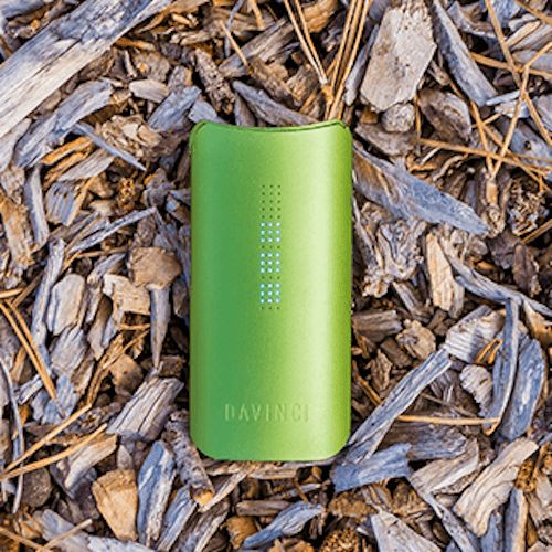 DaVinci IQ portable vaporizer